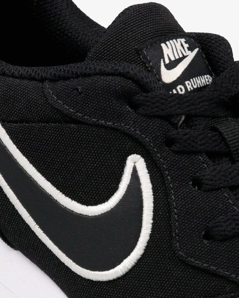 New  Nike Scarpe Sneakers Sportive MD Runner 2 Se Nero Sportswear lifestyle  free shipping