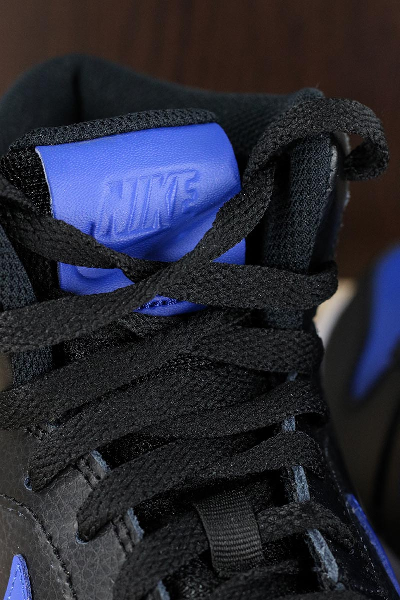 Nike Noir Baskets Bleu Sport Mid Clair Lifestyle Ebernon Sportswear 3ALRj45q