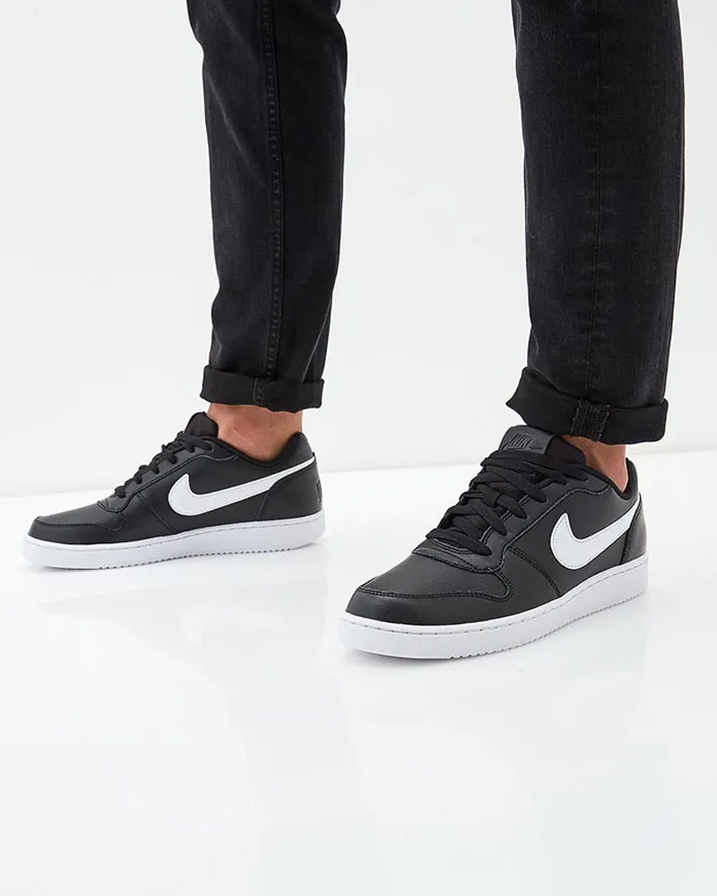 Nike shoes Sportive Sneakers Sportswear Ebernon Low lifestyle black