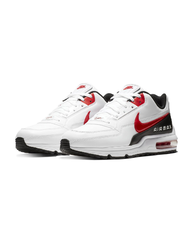 Nike shoes sportif shoes Sneakers Air Max white leather LTD 3 lifestyle