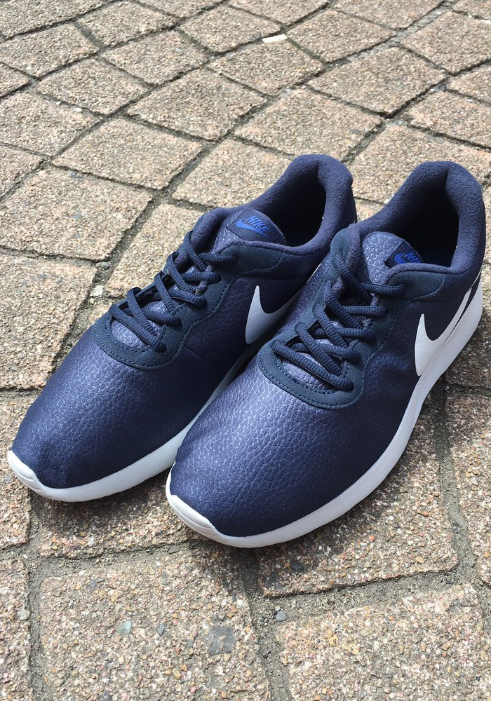 Winter Nike Sneakers Shoes Tanjun Prem Roshe style Navy  50398ae49c