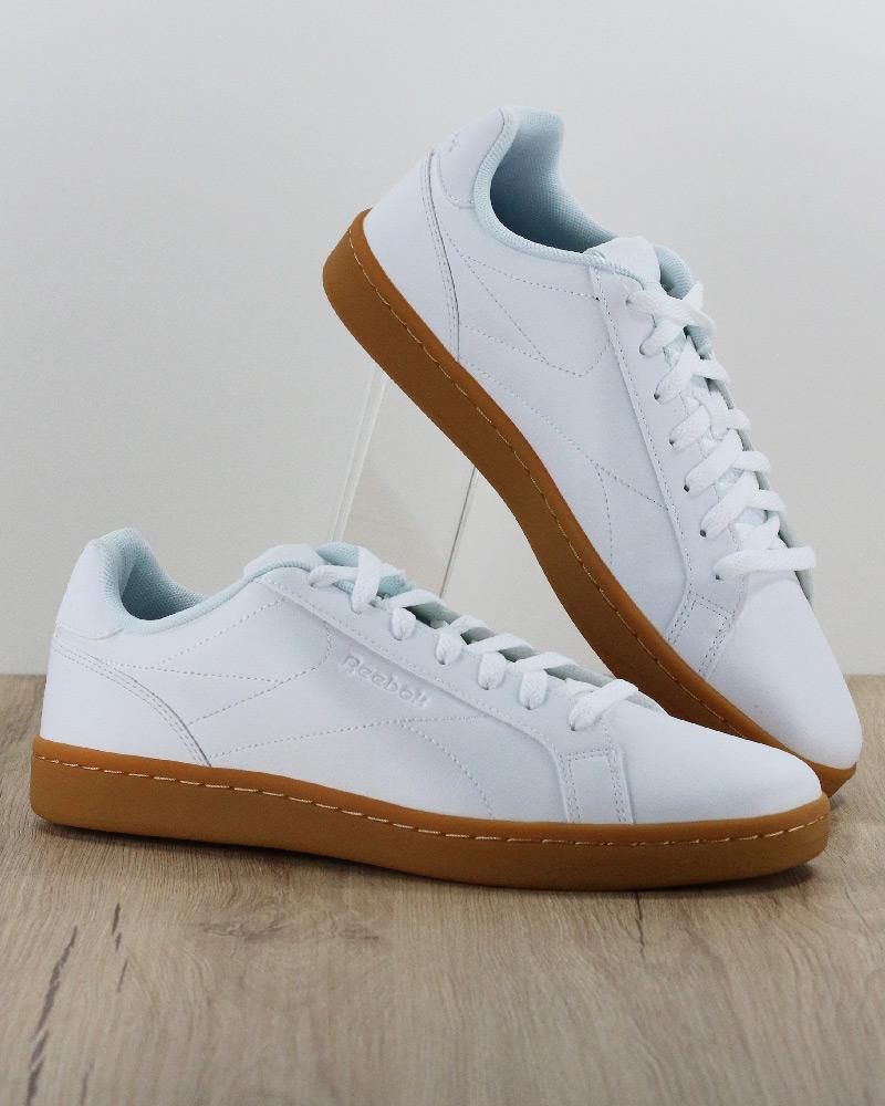 Reebok-Scarpe-Sportive-Sneakers-Royal-Complete-Cln-Bianco-sportswear-lifestyle