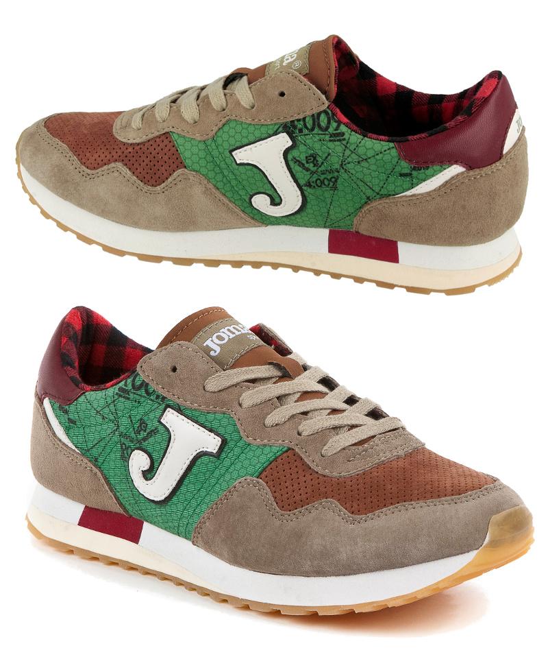 Joma Sport Schuhe Trainers Boots Shoe saucony Jazz style Herren Grau