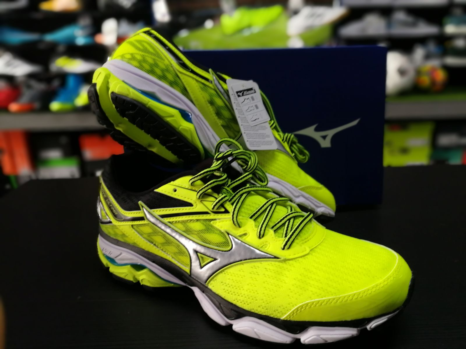Ultima Chaussures Sneakers Mizuno 9 Shoes Wave Course Running De 4q1vzx1