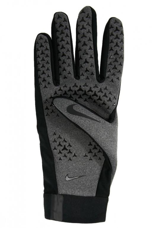 Dettagli su Nike Field HyperWarm Academy Guanti tecnici Corsa Running Gloves Unisex Grigio