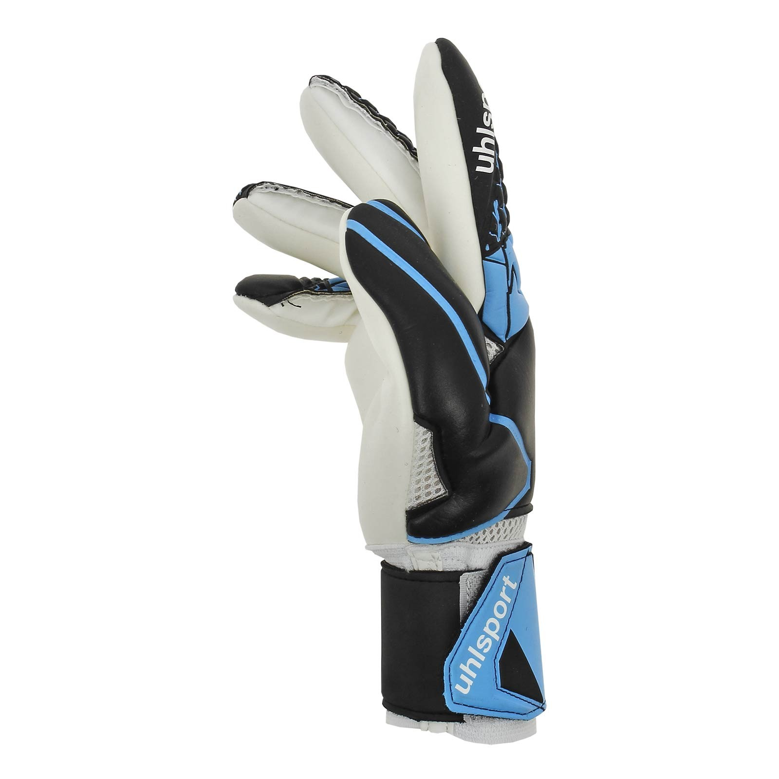 Uhlsport-SOFT-HN-Competition-Gant-de-Gardien-Keeper-Gloves-Bleu-noir miniature 4