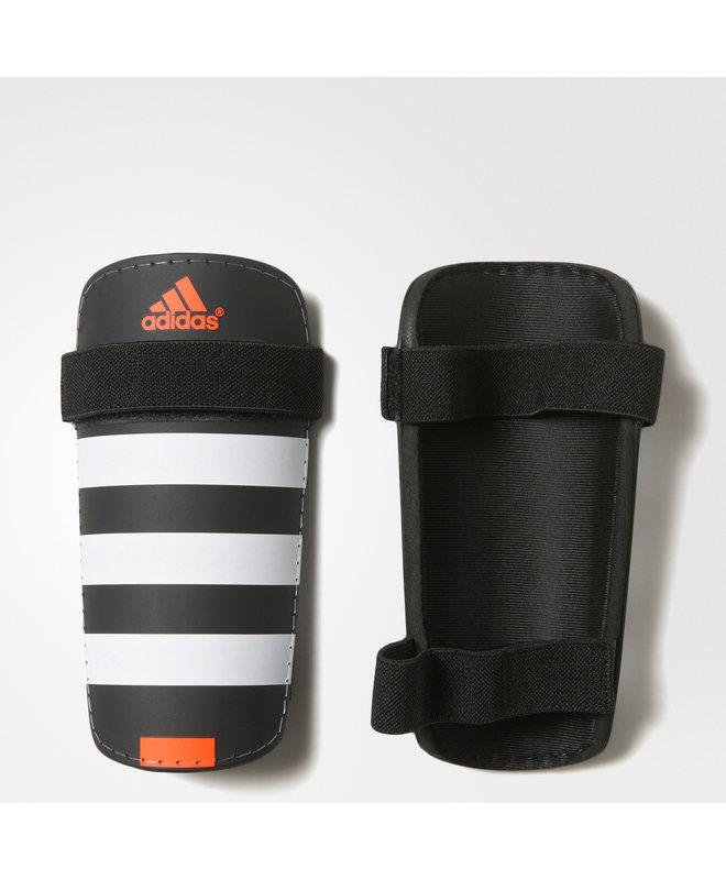 EVERLITE-2016-17-Adidas-Protege-Tibias-Shin-Guard-Pads-Homme-blanc-noir