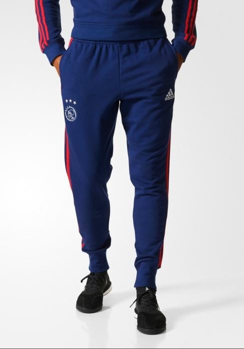 ... Pantaloni Ajax Blu Originale adidas Sweat cuff Uomo 2017 18 - Sweat  cuff Pants Ajax Navy ... b0f43e88c0d