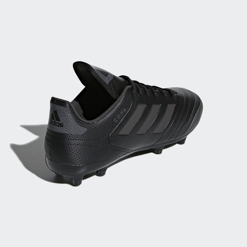 CP8958 Football shoes Adidas Scarpe Calcio 18.3 FG Mundial Copa Nero Vera  Pelle 8 8 sur 9 ... 631fd3e8288