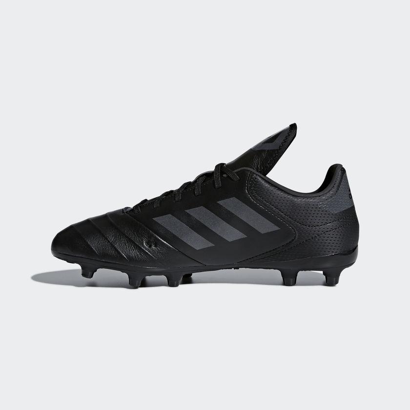 outlet store 89f0a 152b8 CP8958 Adidas Scarpe Calcio Football 18.3 FG Mundial Copa Nero Vera Pelle