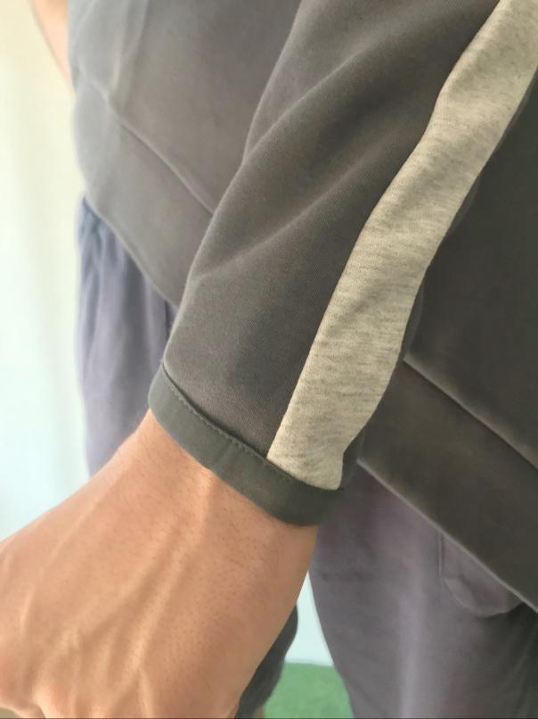 Ascan LYCRA Shirt Style white LANGARM UV-Schutz SURF KITE WAKE