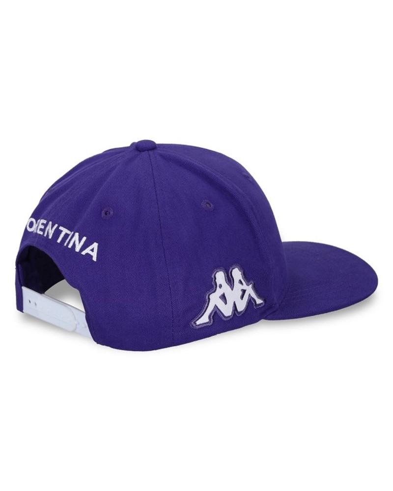 Tabella taglie e misure cappello berretto Fiorentina Kappa ASETYFLAT 3 2020 21 Viola Cotone visiera larga Unisex Flat