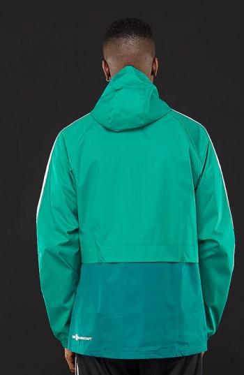 Alemania Chaqueta Viento Lluvia Adidas Germany Mundiales Verde Anti UqrUT1
