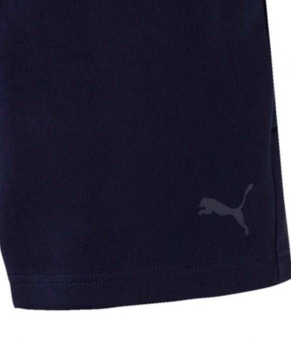 Italy Italia Italien Puma Shorts Hose Navy Bermuda Peacoat walking Cotton 2018 | eBay