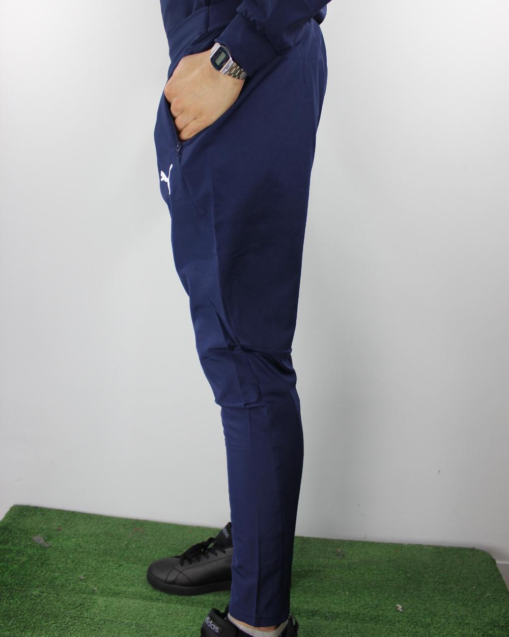 puma pants blu