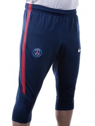 f2351bac73 ... Pantaloncini 3/4 pants Pinocchietti Psg Nike Dry Squad Knit allenamento  uomo originali 2017 18 ...
