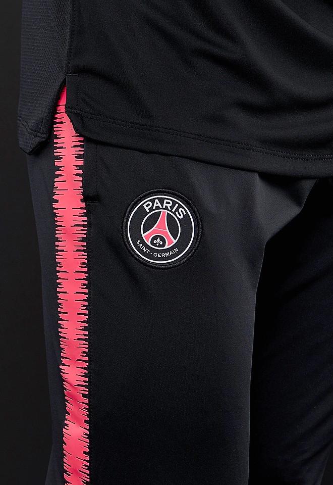 PSG Dry squad Track Pantalon Pants Hose Noir Training 2018 19 5 5 sur 7 ... fea1c23a30c82