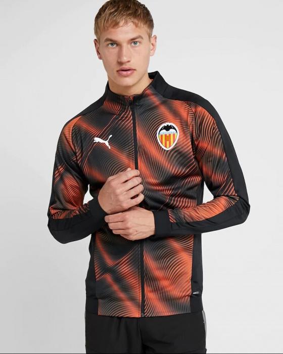 Inferir Pegajoso salón  Valencia fc puma training training suit tracksuit 2019 20 man | eBay