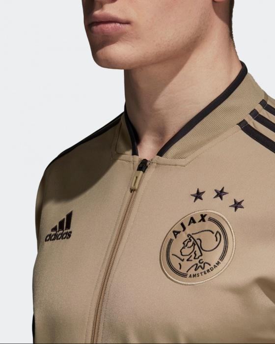 Jacket Pes Adidas Amsterdam 2018 Ajax Chaqueta Entrenamiento 19 qwpq6IXxa