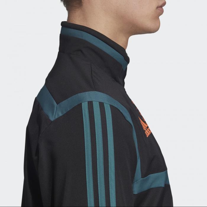 Ajax Amsterdam Adidas Giacca Tuta Rappresentanza Uomo Verde 2019 20