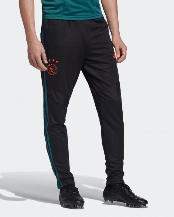 Noir 2018 Pantalon Amsterdam Pants Survêtement Sur 19 Training Adidas Détails Ajax De Hose R3Lq4c5Aj