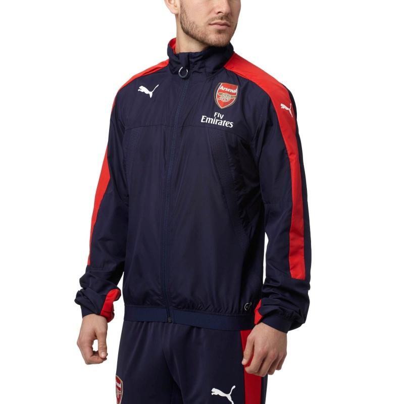Arsenal AFC Puma Training Jacket Veste Vent