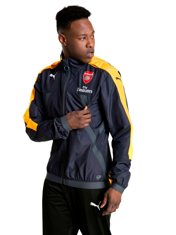 Arsenal AFC Puma Training Jacket Vent Thermo