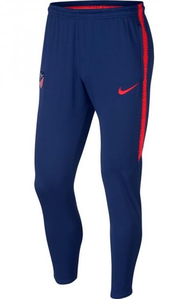 523bf2cef4 ... Pantaloni Tuta allenamento Atletico Madrid Nike dry Squad Uomo 2018 19  Blu con tasche a zip ...