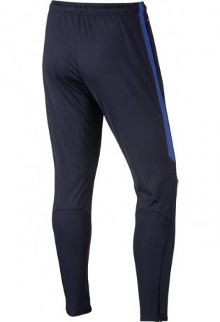 f414b1aa48d5 ... Pantaloni allenamento Barcelona Blu Originale Nike Strike Tech Uomo  2016 17 - Training pants Barcelona Blue ...