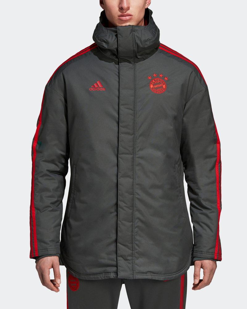 Parka Munchen 2018 2 Bayern Sur Stade Adidas 9 Down Jacket Doudoune 19 qBtzBSvw