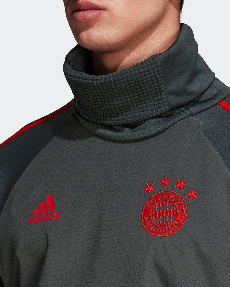 Bayern Bayern Bayern Munchen Adidas Warm Top Training Sweatshirt 2018 19 941271