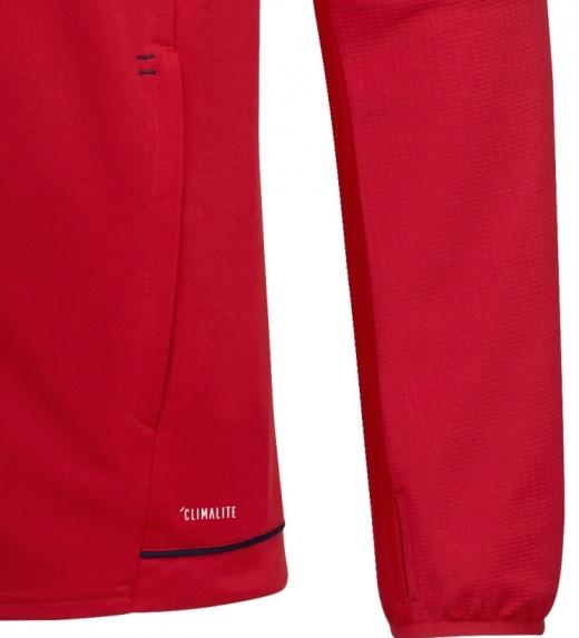 ... Tuta allenamento Bayern adidas T MOBILE Sponsor Rosso uomo originale 2017  18 - Training Tracksuit bayern ... 1d24fbfc5053