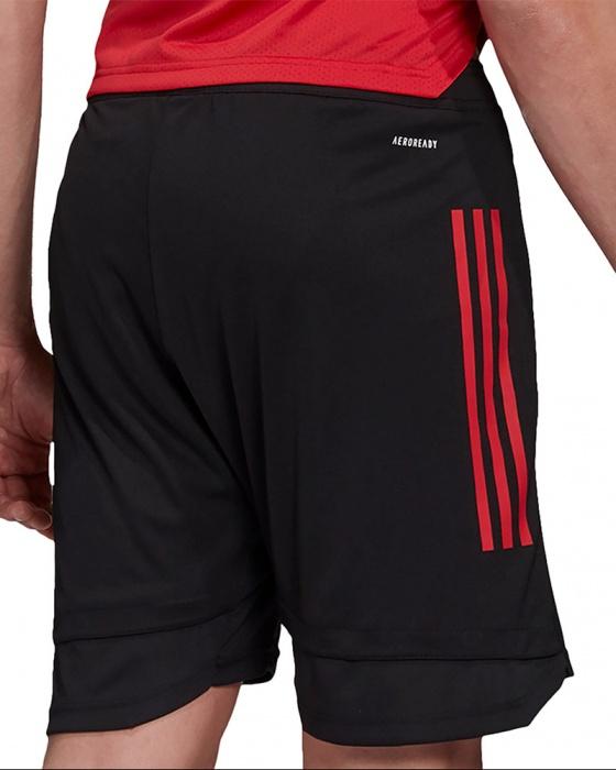 Amplificare modesto bendare  RBFA Belgio Adidas Pantaloncini Shorts Training Nero EURO 2020 AEROREADY    eBay