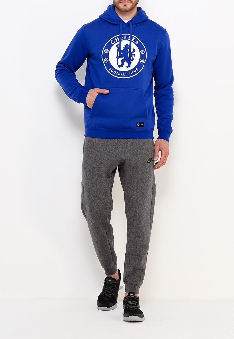 Chelsea-Fc-Nike-Felpa-Cappuccio-Hoodie-Blu-Cotone-Pullover-2017-18