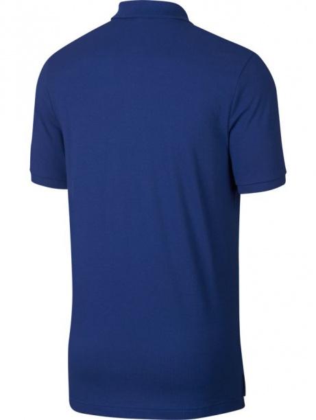 new concept d313e 0bb17 Polo Maglia Chelsea FC Nike Sportswear Cotone Uomo 2018 19 Blu Originale -  Polo Shirt Chelsea ...