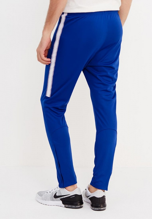 Chelsea Fc Nike Track Pants Hose Blue Royal bench version Dry squad knit 2018 | eBay