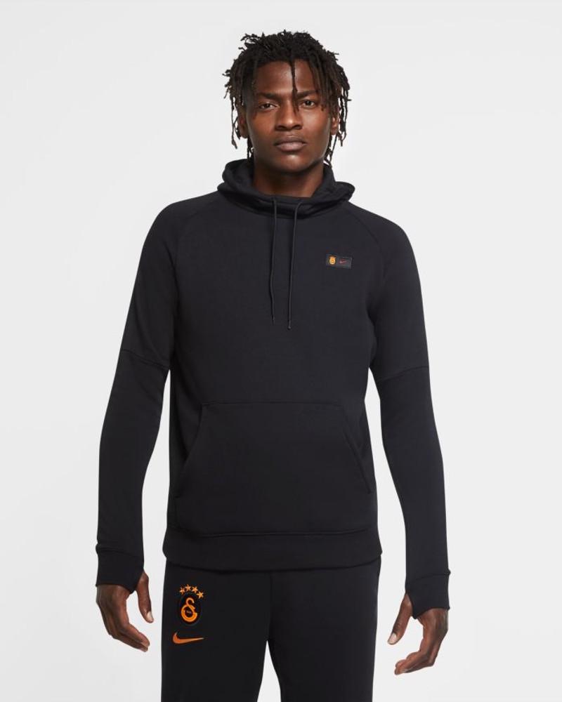 miniatuur 4 -  Galatasaray Nike Felpa Cappuccio Hoodie 2020 21 UOMO Pullover Fleece Sportswea
