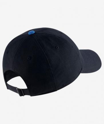 ... cappello berretto Inter fc Nike H86 Unisex 2017 18 cotone Nero - Cap  hat Inter fc 868f7ef2d22a
