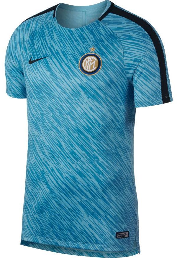 Inter Fc Nike Maglia Allenamento Training Shirt pre match Dry Top 2018 9 9  di 9 Vedi Altro 96403ab940f