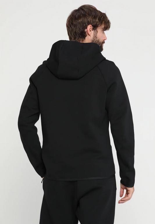 Details about Inter Milan Nike Training Jacket 2018 19 Black Sportswear Tech Fleece Cotton