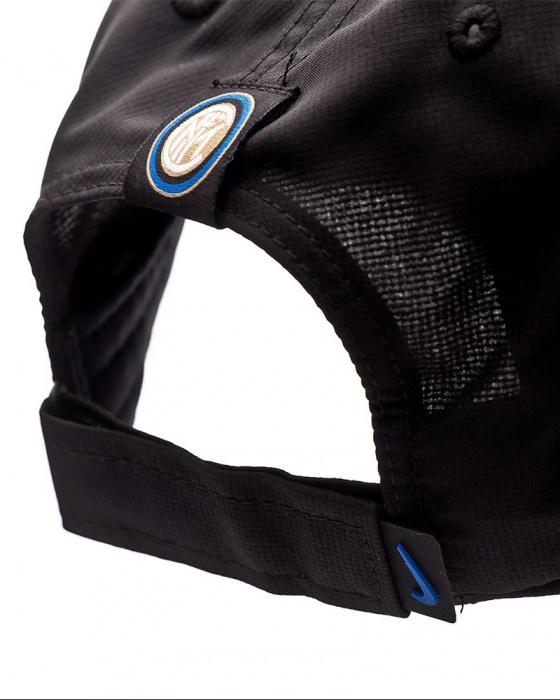 ... Cappello Berretto Inter Nike DRY L91 CAP Unisex 2019 Nero Originale -  Nike DRY L91 CAP ... b0187932237b