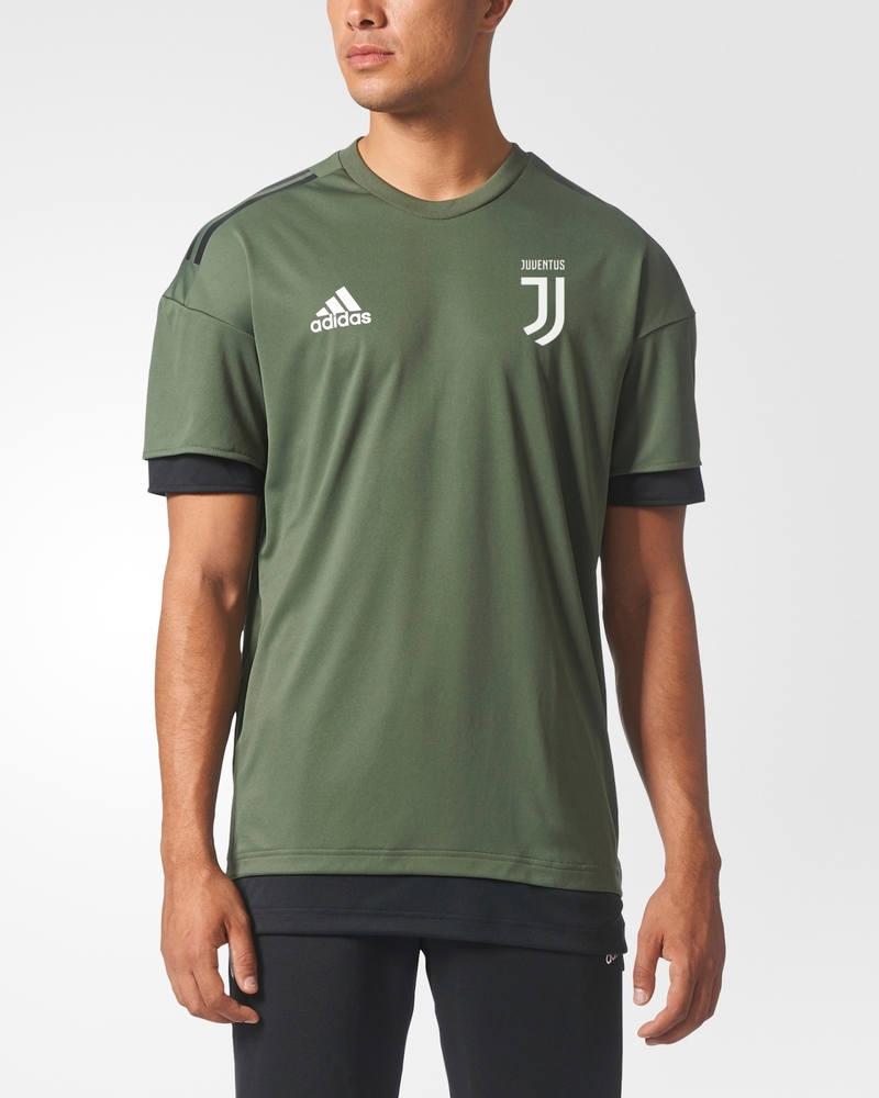 Juventus-Fc-Adidas-Maglia-Allenamento-Training-Shirt-UEFA-