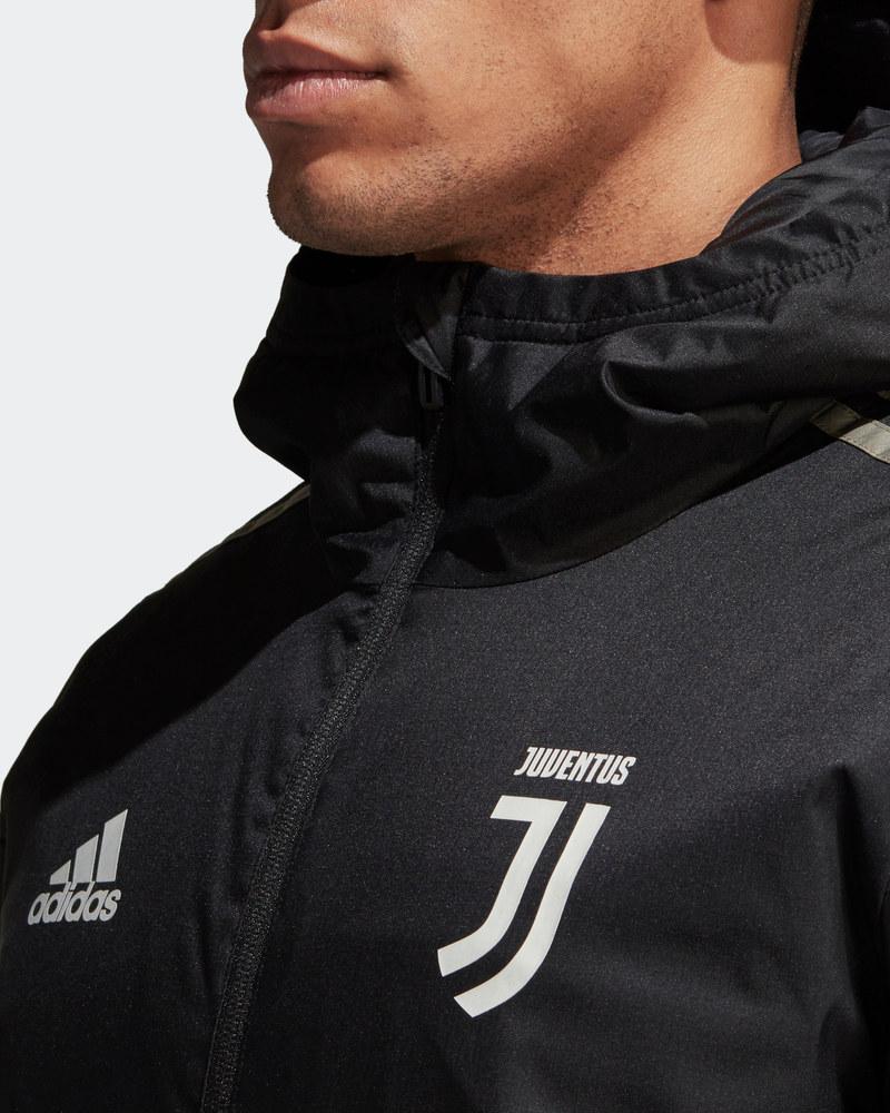 Juventus Fc Adidas Bomber Giubbino Piumino Giubbotto Nero Winter 2018 19 9  9 di 9 Vedi Altro fa3428092188