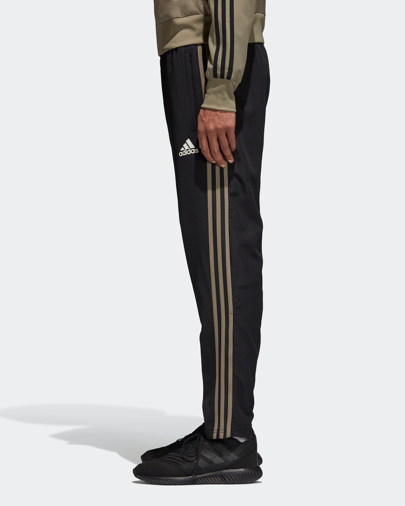 Juventus-Fc-Adidas-Pantaloni-tuta-Rappresentanza-Pres-pants-2018-19-Woven-Nero miniature 5