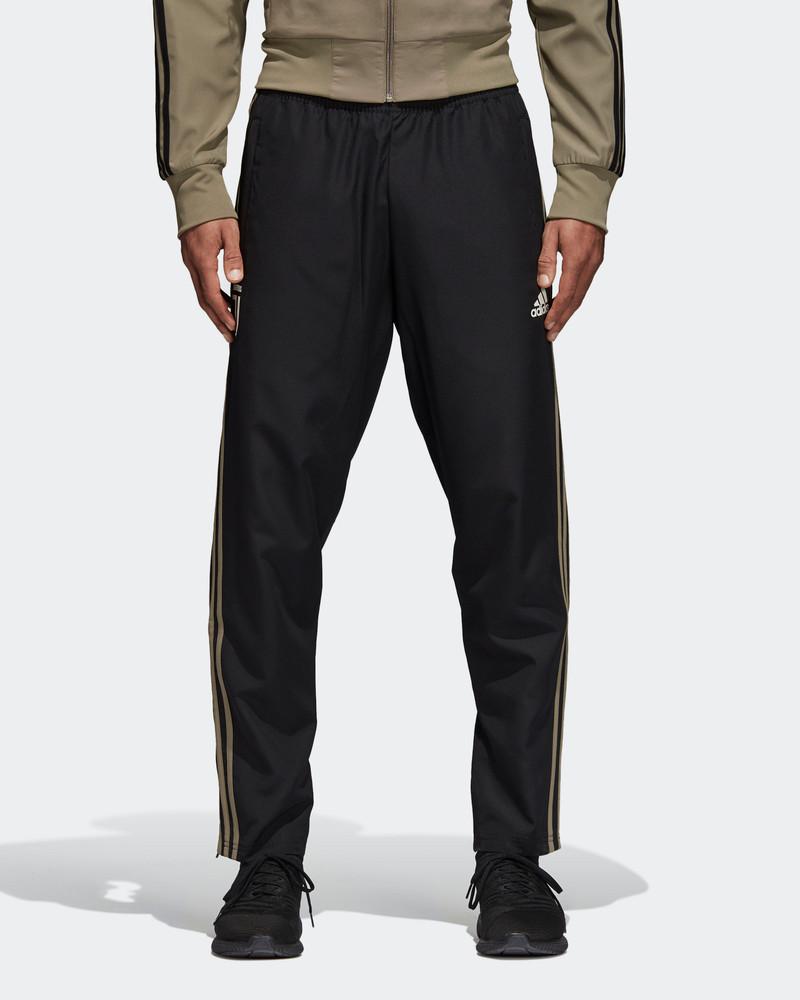Juventus-Fc-Adidas-Pantaloni-tuta-Rappresentanza-Pres-pants-2018-19-Woven-Nero miniature 8