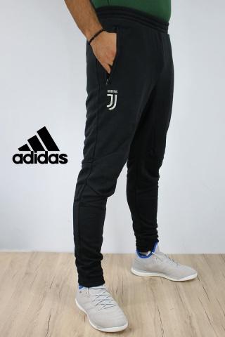 b1368c809bec ... Pantaloni Tuta Sportivi JUVENTUS Adidas Seasonal Specials Low Crotch  Cotone tasche con zip Uomo Nero 2018 ...