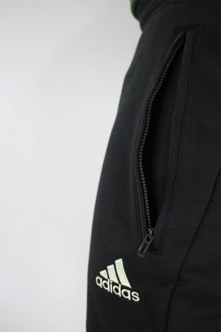 2973336f5f64 ... Pantaloni Tuta Sportivi JUVENTUS Adidas Seasonal Specials Low Crotch  Cotone tasche con zip Uomo Nero 2018