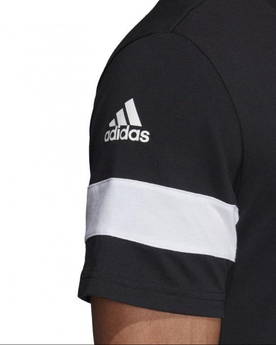 e6530775d8 Dettagli su Juventus Fc Adidas Maglia Maglietta T-shirt tempo libero Nero  2019 Cotone