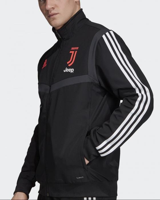 Détails sur Juventus Fc Adidas Presentation Jacket Veste 2019 20 Homme