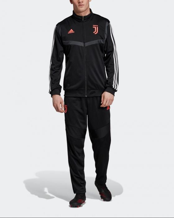 Juventus Turin Adidas Training Trainingsanzug 2019 20 Pes Bench Version Herren
